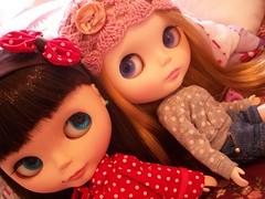 Christina e Lorelai desejam...