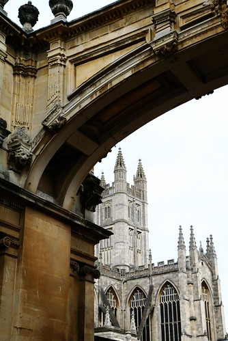 near bath abbey2