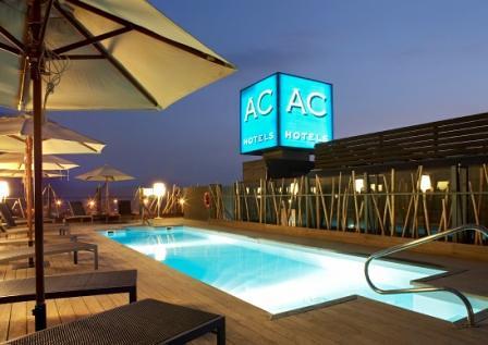 Un hotel AC