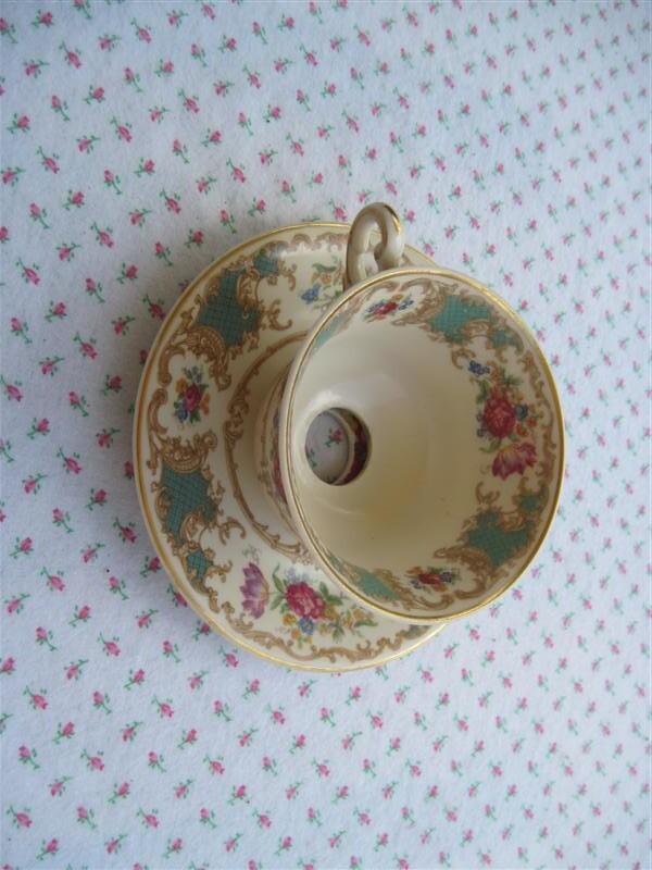 Garden Tea Cup