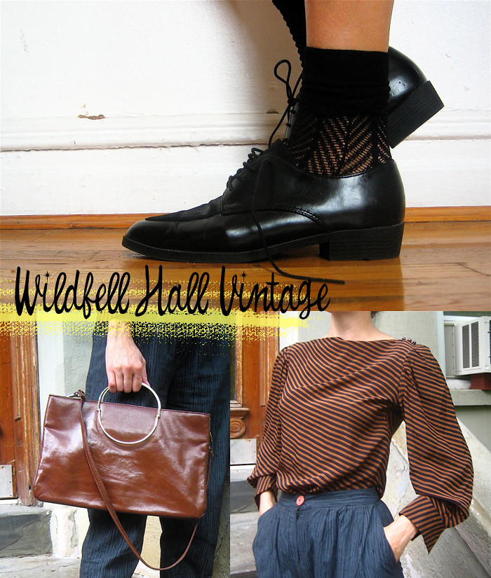 wildfell hall vintage