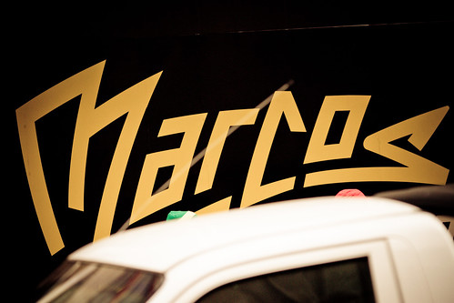 Jozi walkabout - Marcos