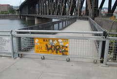 Steel Bridge closure-5