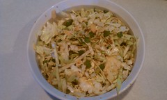 Crunchy Chinese Cabbage Salad