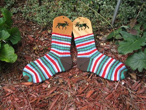 Gnomey Socks