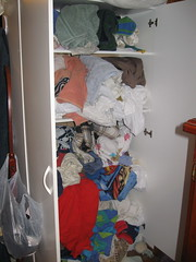 The linen cupboard