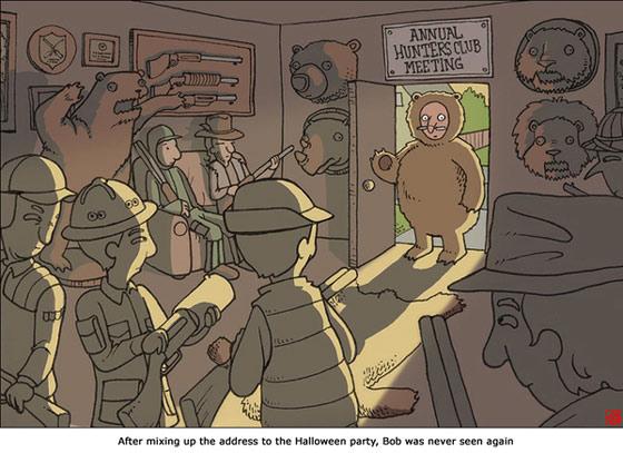 ilustraciones divertidas