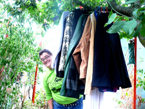 Big Bum Jumble clothes sort