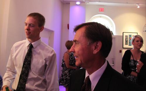 Quinn & Dad