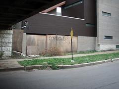 (Barrybu) Tags: street chicago art graffiti forgive