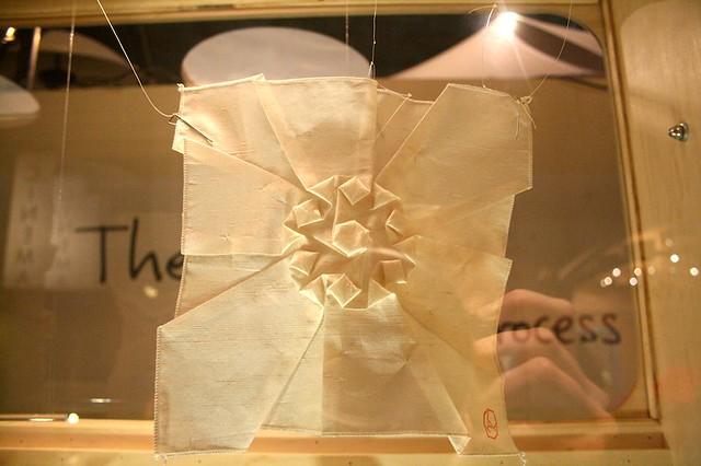 oragami folds