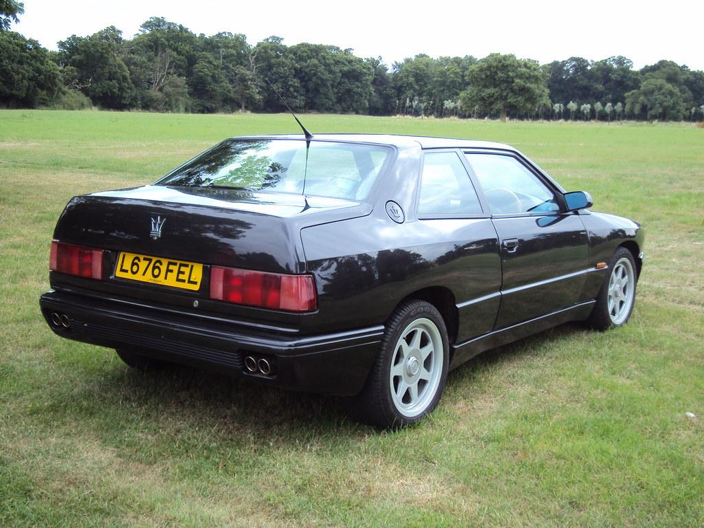La plupart des éléments du moteur proviennent de la Maserati Racing ...