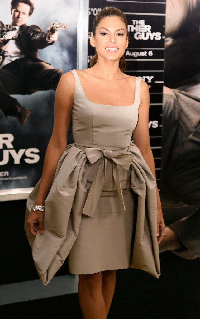 Eva Mendes , The Other Guys Movie Premiere, New York City