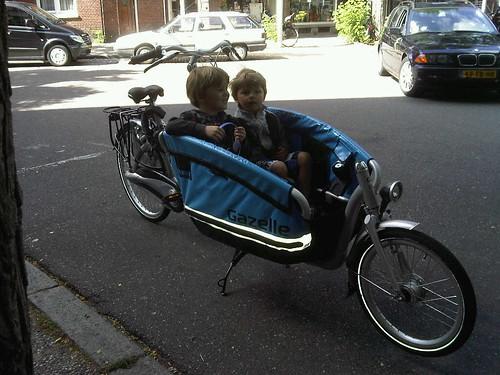 Heerlijke fiets!