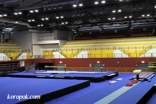 Bishan Sports Hall