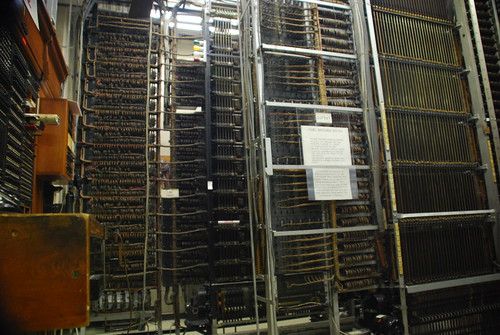 Panel Switching System, Museum of Communications, Seattle, WA