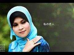 izyan (explore) (Farhanjamil [ is back!!~~]) Tags: hijab flowerofislam