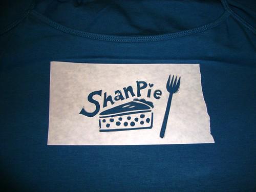Shanpie - Stencil