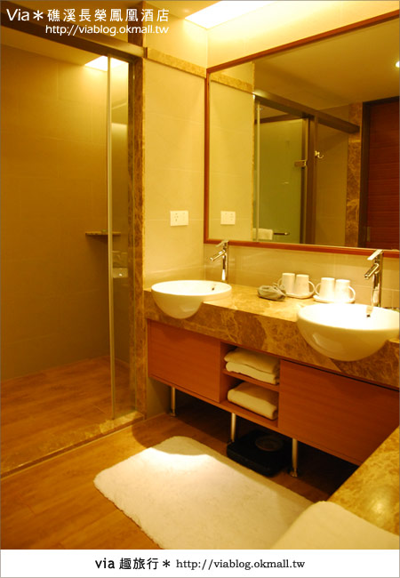 【礁溪溫泉】充滿質感的溫泉飯店~礁溪長榮鳳凰酒店(上)31