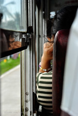 Thoughts in Transit (.Lallie.) Tags: travel bus roadtrip mindanao intransit popoy caraga nikond90 i♥pinas