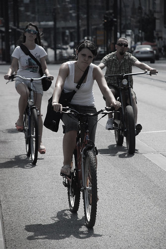Berlin Style Cycling