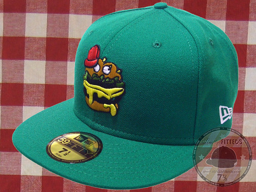 Burger New Era(Green)