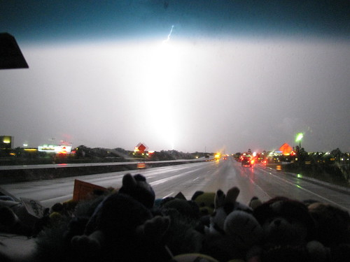 Driving Through Lightning