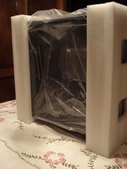 The receptor (erKURITA) Tags: azul fan torre caja case led ventilador antec atx blueled darkfleet df30