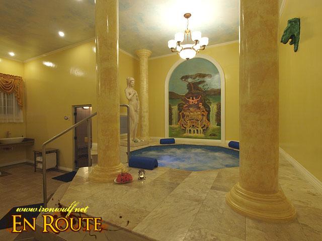 The Roman Spa