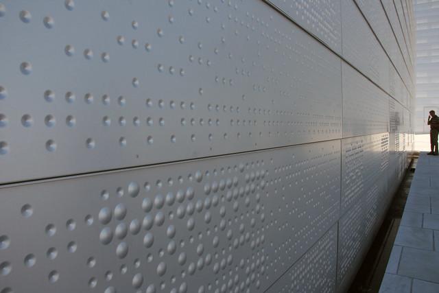 IMG_2836 Oslo Opera House aluminum cladding