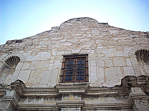Chapel at the Alamo