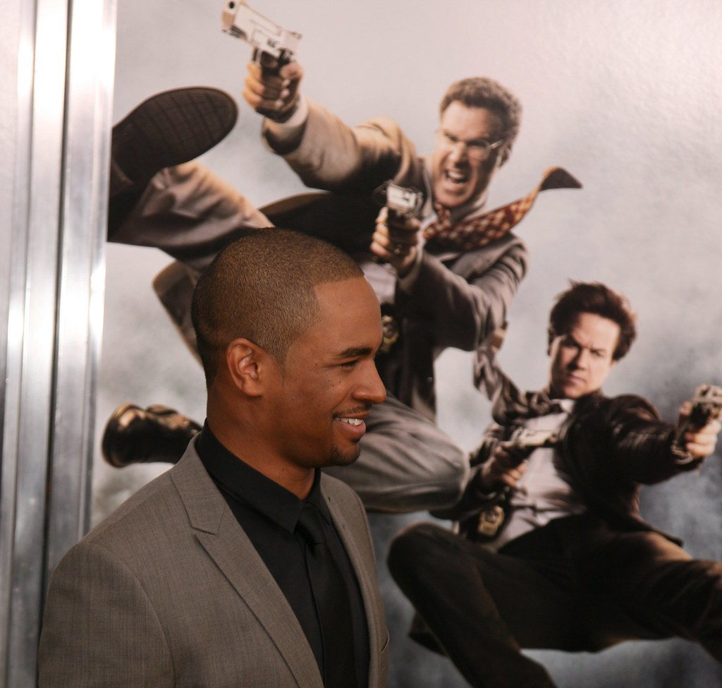 Damon Wayans Jr. , The Other Guys Movie Premiere, New York