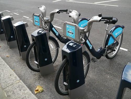 London Bike Scheme