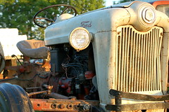 Old Ford Tractor (csblake) Tags: ford rust oldtractor oldfordtractor