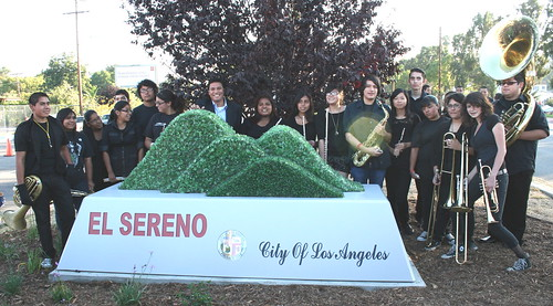 Councilmember Jose Huizar-El Sereno Gateway Monument