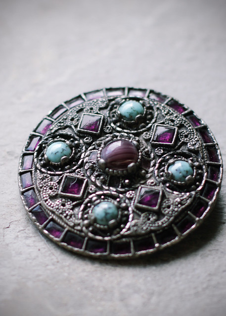 Miracle brooch