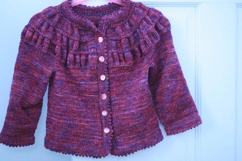 ellie's sweater