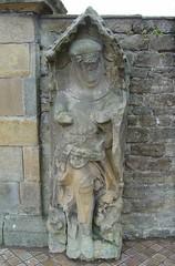 ca. 1300-1330 - 'two unknown knights, maybe Lords of Middleham', Coverham Abbey, Coverham, North Yorkshire, England (roelipilami (Roel Renmans)) Tags: england abbey de mail yorkshire von north lord knight angleterre van chevalier herr heer armour malla engeland effigy caballero ritter cavaliere abbaye gisant seigneur grabmal abdij ridder sepulcro lovag middleham cota abtei grafmonument cotte ritari kettenhemd surcoat mailles coverham kawaler кольчуга grafbeeld maliënkolder ringbrynje rengashaarniska kolczuga рицар surcotte wapenrok surcot ringbrynjeskjorta сюрко