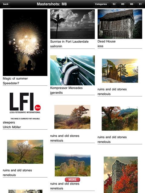 LFI - iPad