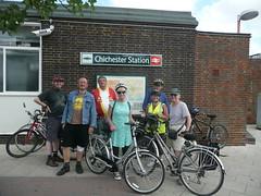 August 8, 2010: Clarion Chichester circular