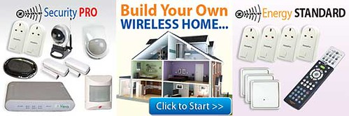 Wireless Home Automation Simplified by Vesternet