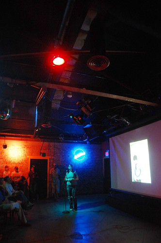 Presenting at the Starline