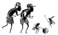 (Tlio Carapi) Tags: bahia salvador desenho xerox tulio cotidianas reuniao fotocopia fabulas carapia