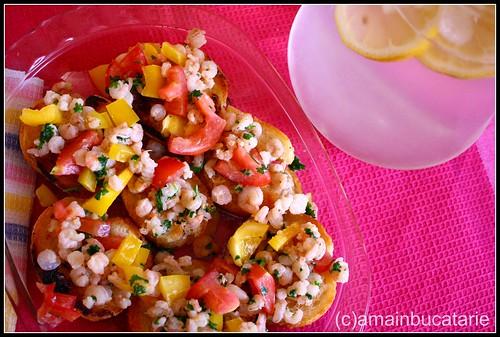 Articole culinare : Salata de creveti