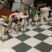 Star Wars Hoth Chess Set By Brandon Griffith - Rebel Side by fbtb
