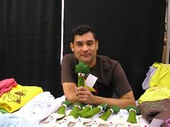 Vinyl Toy Network 2007 Winter Show (DesignerCon) Tags: winter toy designer nick vinyl ring network con 2007 dcon vtn