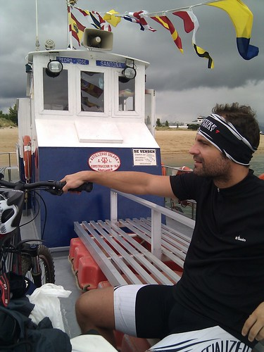 Descanso Ciclista