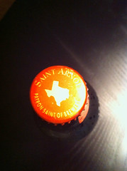 Saint Arnold Oktoberfest Bottle Cap