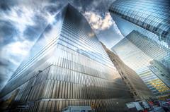 7 World Trade (Tony Shi Photos) Tags: world new york city nyc urban ny building glass skyscraper photo path district 7 center seven chamber wtc trade financial hdr silverstein nuevayork 纽约 紐約 نيويورك nikond700 ньюйорк 뉴욕주 tonyshi ניויאָרק