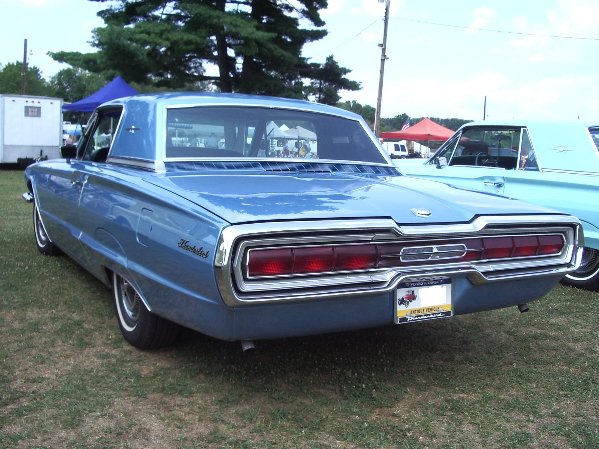 1966 ford thunderbird images pictures and videos. Cars Review. Best American Auto & Cars Review